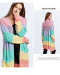 Women's Fashion Loose Long Sleeve Knitted Cardigan