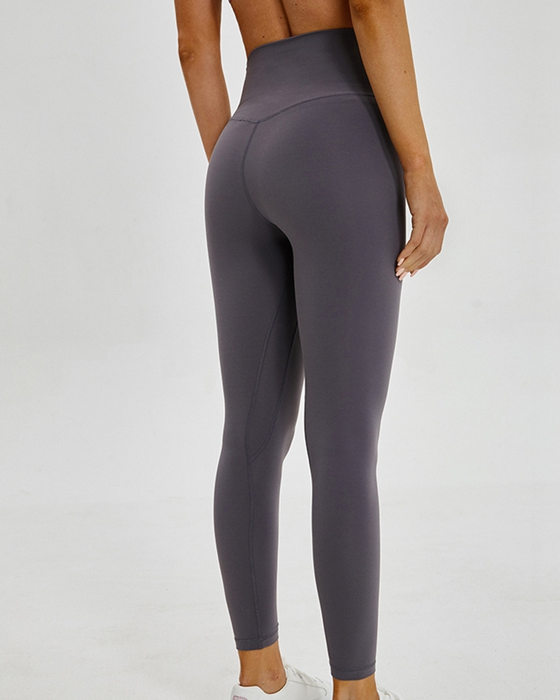 Women's Butt Lifting High Waisted Yoga Pant Tight Running Fitness Pant