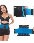 Women's Fitness Sport Belt Adjustable Sweat Belt Body Shaper Belt Waist Support Belt